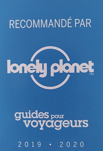 Lonely planet guide des voyageurs