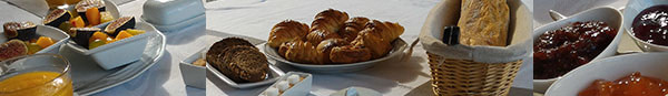 Free Breakfast at l'Escale Provençale