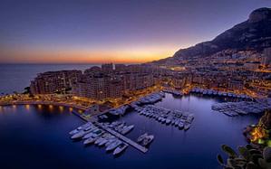 Monte Carlo et le Port de Monaco